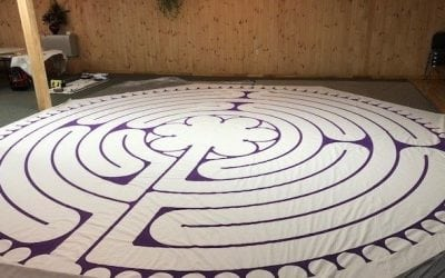 The Labyrinth: A Walking Meditation