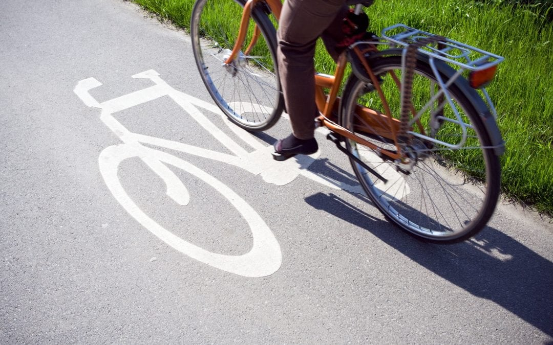Simple tips for biking to work