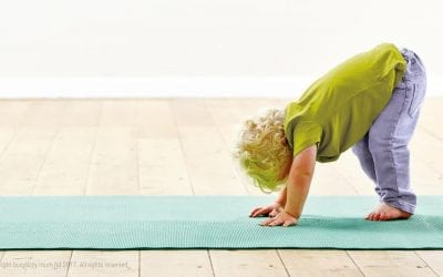 Preschoolers and Caregivers Yoga in Windsor